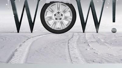 Mercedes Benz - Roti de iarna