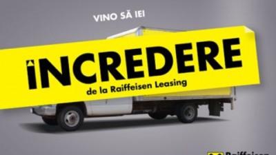 Raiffeisen Leasing - Camion