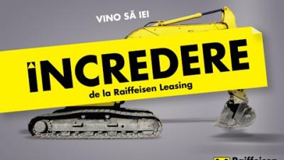 Raiffeisen Leasing - Excavator