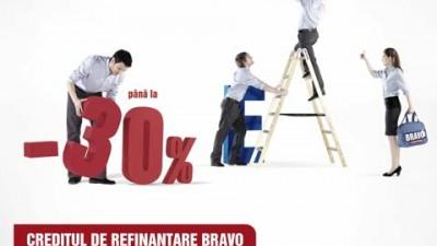 Bancpost - BRAVO (Creditul de refinantare)