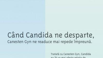 Canesten GYN - Balcon