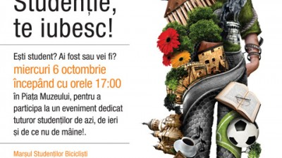 Clujul are farmec - Studentie, te iubesc!