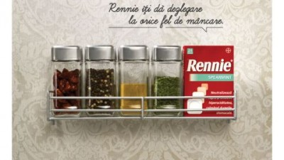 Rennie - Spices