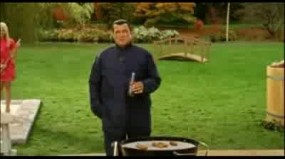 Steven Seagal - Carlton Dry Advert