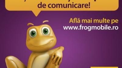 Cartela Frog (Cosmote) - Colectie completa de comunicare