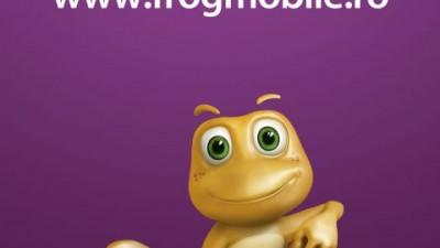 Cartela Frog (Cosmote) - Comunica nelimitat