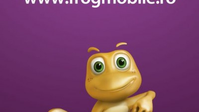 Cartela Frog (Cosmote) - Iesi din anonimat
