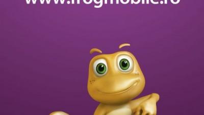 Cartela Frog (Cosmote) - Magistrala conversatiei