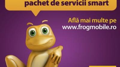 Cartela Frog (Cosmote) - Pachet de servicii smart