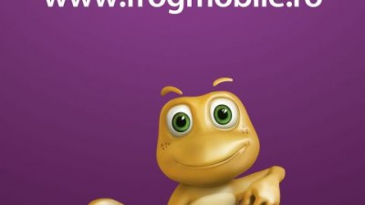 Cartela Frog (Cosmote) - Vorbitul nu are bariere