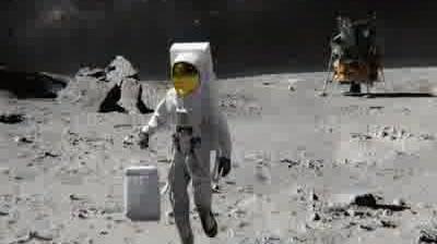 Carlsberg - Spaceman