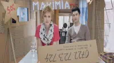Vodafone - Maximia - Sarutul
