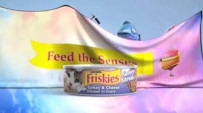 Friskies Wet - Adventureland / Tasty Treasures
