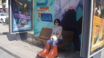 ING Bank – Pentru oameni mari - Pantofi