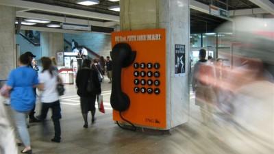 ING Bank – Pentru oameni mari - Telefon