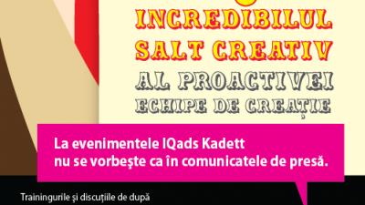 IQads Kadett - Circul