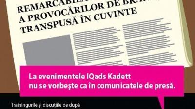 IQads Kadett - Ziarul