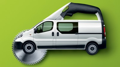 Opel - Commercial Vehicles - Circular Saw