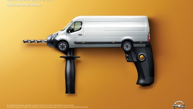 Opel - Commercial Vehicles - Drill