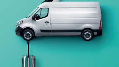 Opel - Commercial Vehicles - Mixer