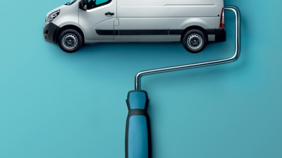 Opel - Commercial Vehicles - Paint Roller