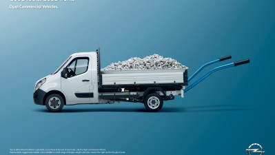 Opel - Commercial Vehicles - Wheel Barrow