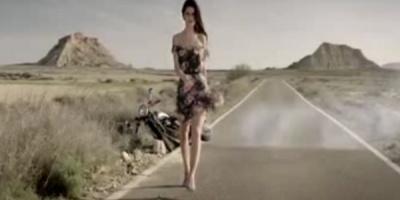 "New Yorker lanseaza spotul TV ""The Dress"""