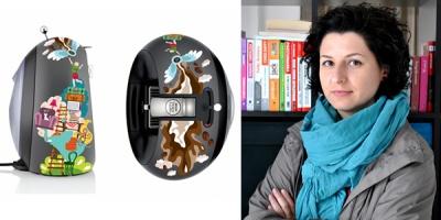 Cum te poate inspira un espressor - de la castigatorii Nescafe Dolce Gusto Design Competition