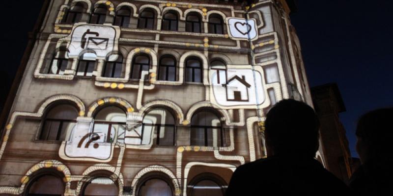 [UPDATE] Evenimentele de brand cu video mapping 3D de pe Youtube, acum live si in Romania