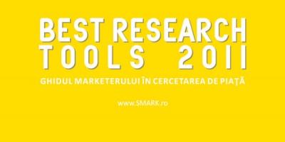 Au inceput inscrierile pentru Best Research Tools 2011