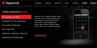 Vitality Media lanseaza Appcend - platforma destinata dezvoltarii de aplicatii pentru iPhone si Ipad