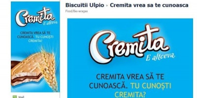 "Concursul de UGC ""Saluta Cremita"" scoate din consumatori ce au ei mai excentric"