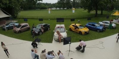 Publicis a conceput si implementat evenimentul de prezentare a 7 modele cu noul design Renault