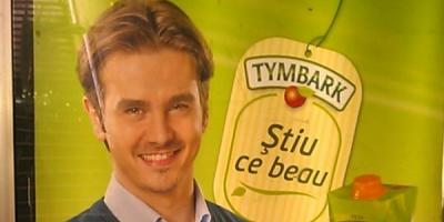 Mihai Petre pentru Tymbark: cum sa ai un endorser bun absolut degeaba