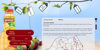 """Granini lanseaza """"Ziua Nationala a Fructelor"""" care promoveaza beneficiile consumului de sucuri naturale"""