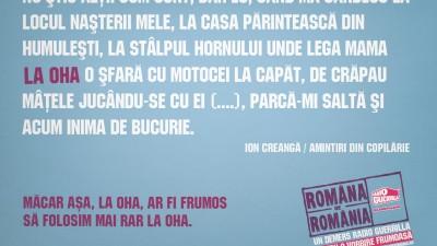 Radio Guerrilla - Romana de Romania - La Oha