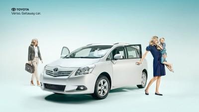 Toyota Verso - Life Style Capsule (Woman)