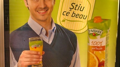 Tymbark - Stiu ce beau (Mihai Petre)