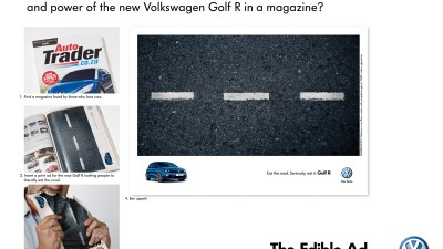 Volkswagen - Eat the Road