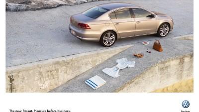 Volkswagen Passat - Beach