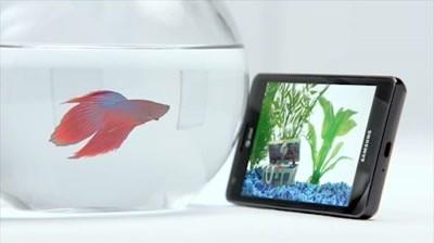 AT&T / Samsung - Fish