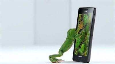 AT&T / Samsung - Frog