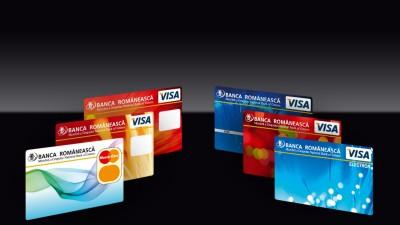 Banca Romaneasca - Cards