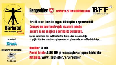 Brand Film Festival - Concurs Bergenbier (newsletter)