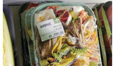 Carrefour express - Garbage
