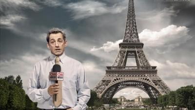 CNN - Sarkozy