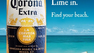 Corona Extra - Log off