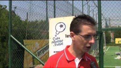 Cupa Agentiilor la Fotbal Bergenbier 2011 - Fast forward si slow motion