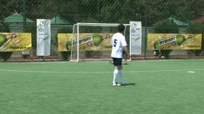 Cupa Agentiilor la Fotbal Bergenbier 2011 – Finala mare