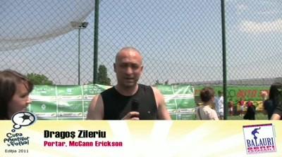 Cupa Agentiilor la Fotbal Bergenbier 2011 – Interviurile CAF: Cele mai bune clisee